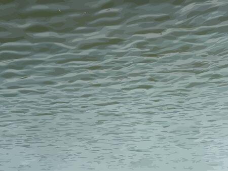 ripple: ripple on water Illustration