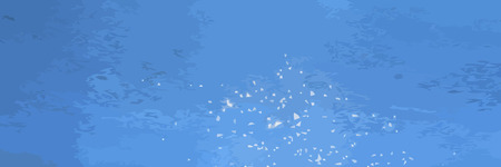 glare: glare on water Illustration