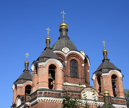 paskha: church building