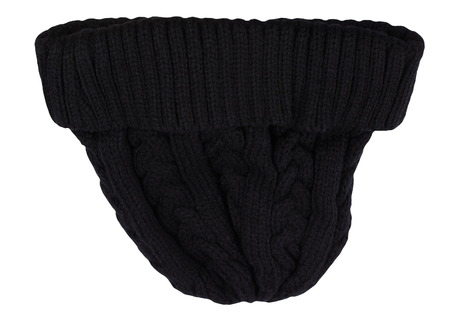 Warm black Cap Stock Photo