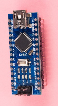 printed material: Printed Circuit Board with components