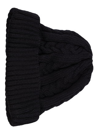 garb: Warm Men black Cap