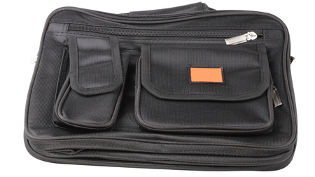 Black Bag Isolated Zdjęcie Seryjne