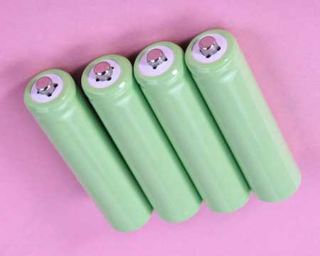 four electric battery