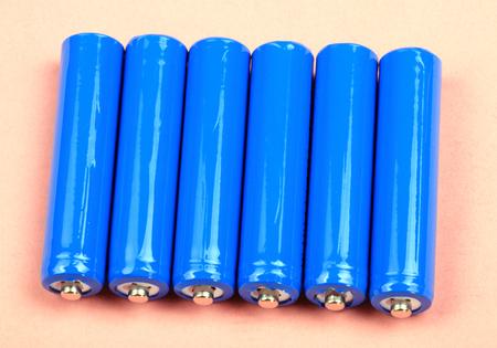 six electric battery
