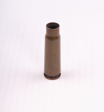 Gun Shell Isolated