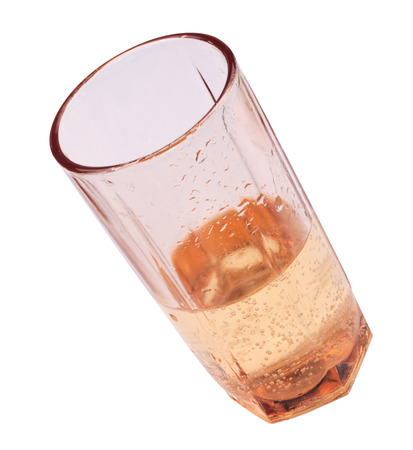 Wine Glasses Isolated