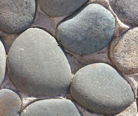 Kopfsteinpflaster-Hintergrund