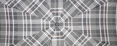 umbrella fabric Stockfoto