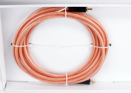 Interconnect Cable in carton case