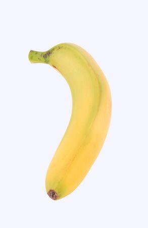 Yellow Banana Isolated