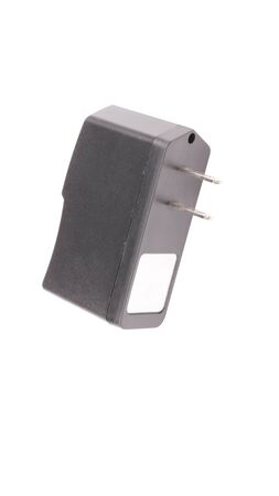 American adaptor Isolated on white
