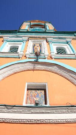 church in the daytime Stockfoto