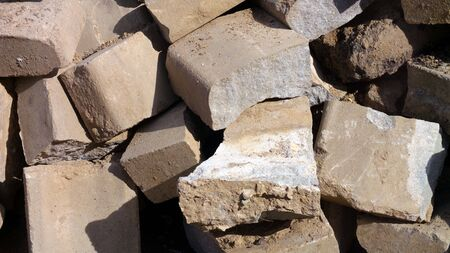 heap of stone
