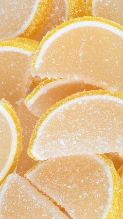 Yellow Fruit Jelly