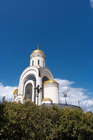 Church in the Daytime Standard-Bild