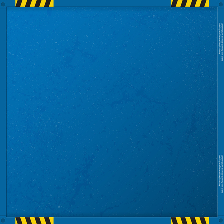 blue background texture: Metal surface blue cargo shipping container texture, Grunge texture. vector background Illustration
