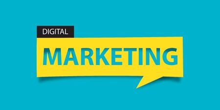 defuse: Digital marketing banner isolated. Banner design template.