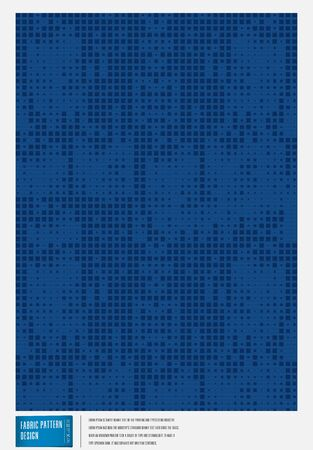 Fondo abstracto para patrón de tela, diseño mínimo de plantilla de portada. Patrón textil de tela para ropa deportiva, camiseta de fútbol, kit de fútbol o uniforme deportivo. Ilustración de vector.