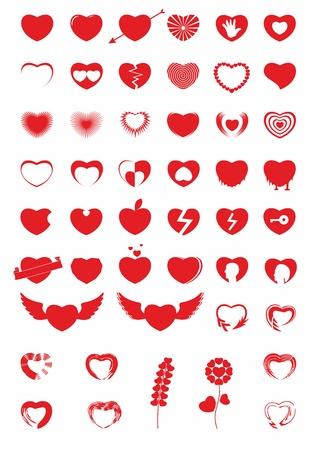 Heart Icons & Symbols