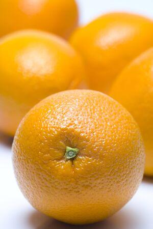 Close-Up Of Oranges (Citrus Sinensis) LANG_EVOIMAGES