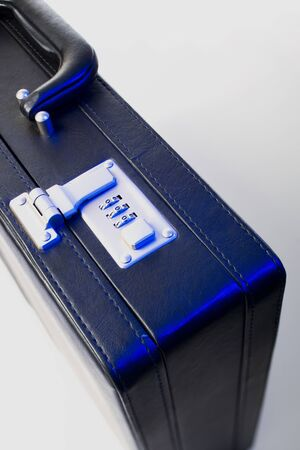 combination: Close-Up Of A Briefcase