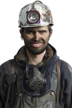 clutter: Portrait Of A Coal Miner LANG_EVOIMAGES