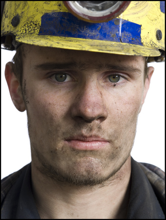 clutter: Portrait Of A Miner
