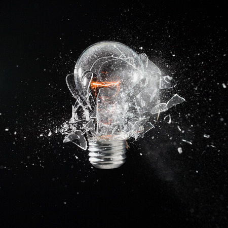 Exploding Light Bulb LANG_EVOIMAGES