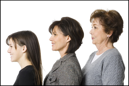 three generations: Three Generations Of Women LANG_EVOIMAGES