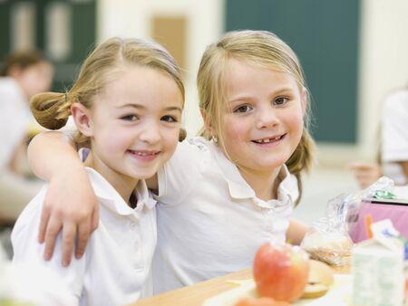 school cafeteria: School Lunch