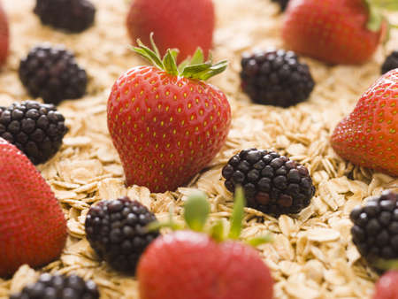 Berries And Oats LANG_EVOIMAGES