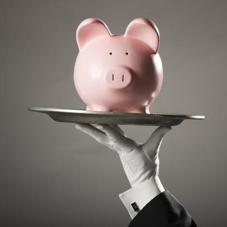elite: Piggy Bank On A Platter