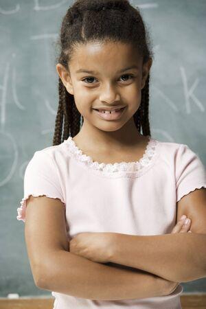 Girl At School LANG_EVOIMAGES