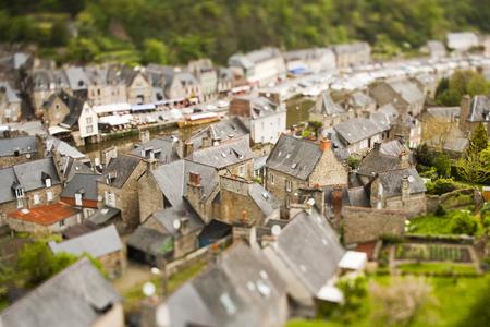 dwelling: Aerial View Of Village