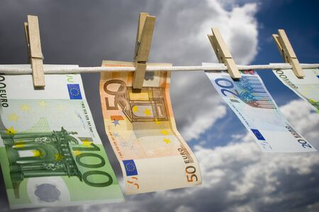 Money Laundering Visual