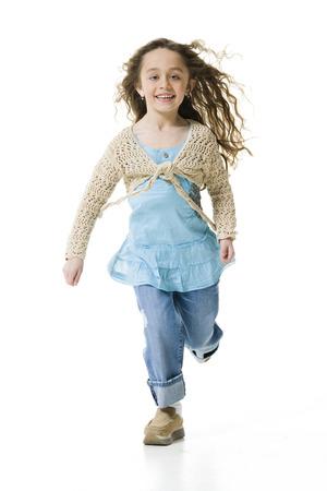 levis: Portrait Of A Girl Running LANG_EVOIMAGES
