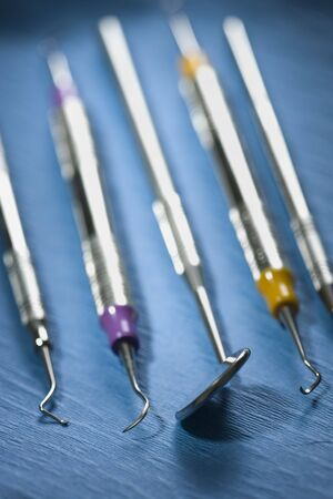 caregivers: Dental Instruments