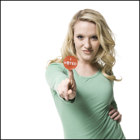 Woman Who Voted LANG_EVOIMAGES