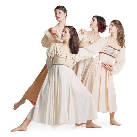 Ballet Dancers LANG_EVOIMAGES