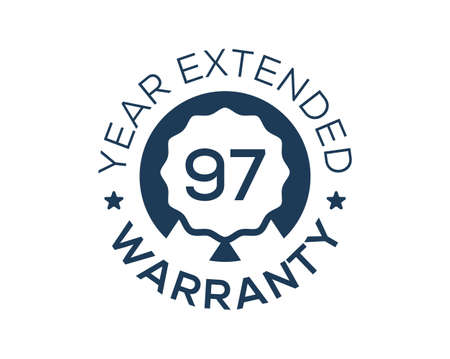 97 Years Warranty images, 97 Year Extended Warranty logos Logo