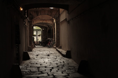 Barcelonas Alley