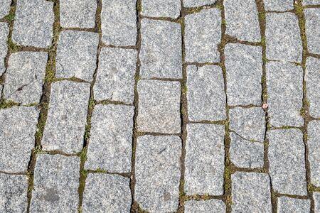 Texture graphic resource wall floor granite brick close up Stock fotó