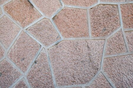 Texture graphic resource red stone not geometric pattern wall floor close up