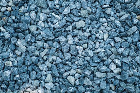 Texture graphic resource wall floor blue and gray stones close up