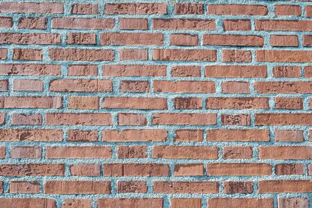 Texture graphic resources red brick wall background Stock fotó