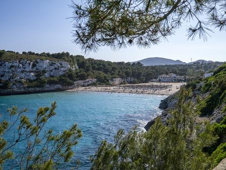 Majorca paradisiac beach Stok Fotoğraf