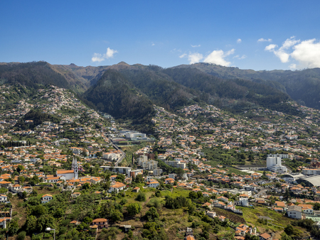 Funchal View, Madeira.