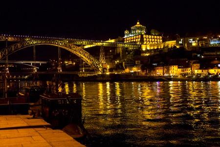 Cais da Ribeira, Oporto, Portugal