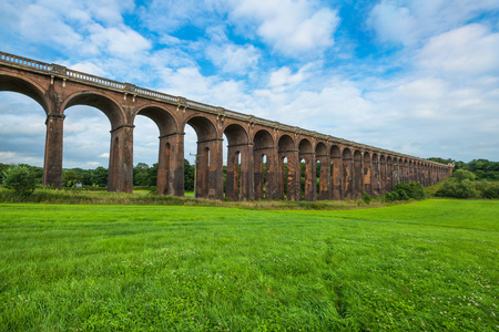 west sussex: Balcombe Viaduct in Ouse Valley, West Sussex, UK